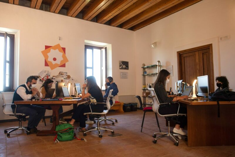 Coworking space in Castelbuono